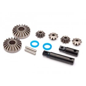 Traxxas Maxx Hardened Steel Center Diff Output Gears