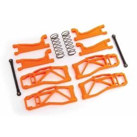 Traxxas Maxx WideMaxx Extended Suspension Kit Orange